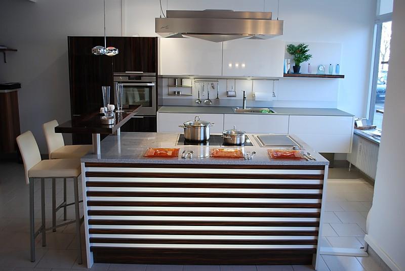 hausmarke musterk che designk che als abverkaufsk che. Black Bedroom Furniture Sets. Home Design Ideas