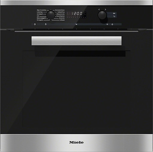 backofen h 6267 b miele backofen mit klimagaren und automatikprogrammen miele k chenger t von. Black Bedroom Furniture Sets. Home Design Ideas