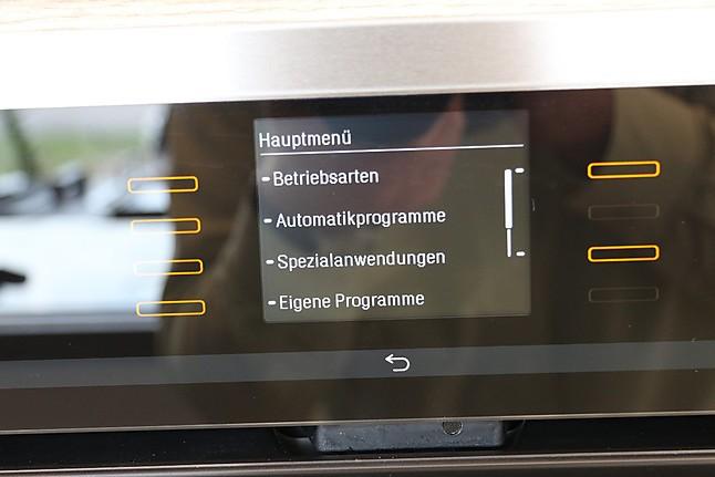 Backofen H 6660 Bp Mit Pyrolyse Miele Kuchengerat Von Kuchenstudio