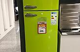 Retro Kühlschrank Oranier : Kühlschrank rkg cooler retro kühlschrank von oranier in lindgrün