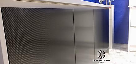 Carbon Kitchen by Devin