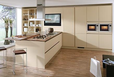 Helle Familienküche
