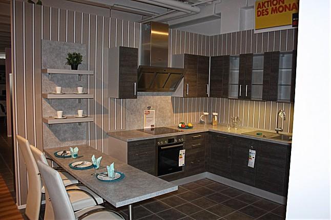nobilia musterk che praktische l k che mit viel ausstattung ausstellungsk che in. Black Bedroom Furniture Sets. Home Design Ideas