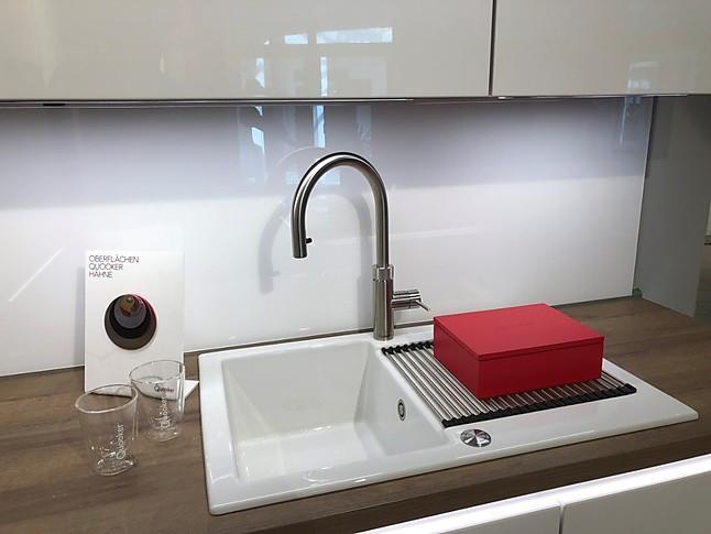 Armatur fusion flex pro verchromt glänzend kochend wasserhahn