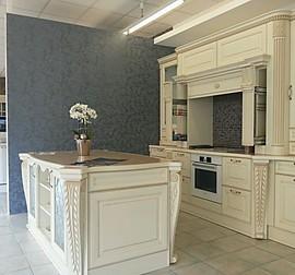 hausmarke-musterküche klassische landhausküche barock