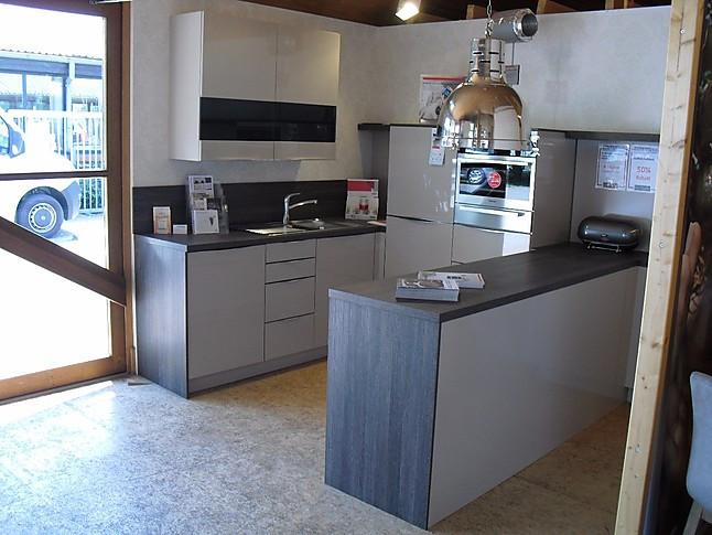 Küchen Meppen ballerina musterküche ballerina einbauküche ausstellungsküche in