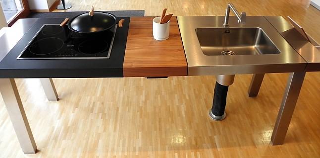 bulthaup musterk che bulthaup b2 werkbank 236 cm ausstellungsk che in mainz von u b magenheimer. Black Bedroom Furniture Sets. Home Design Ideas