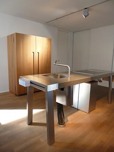 bulthaup musterk che werkbank und werkschrank ausstellungsk che in frankfurt main von bulthaup. Black Bedroom Furniture Sets. Home Design Ideas