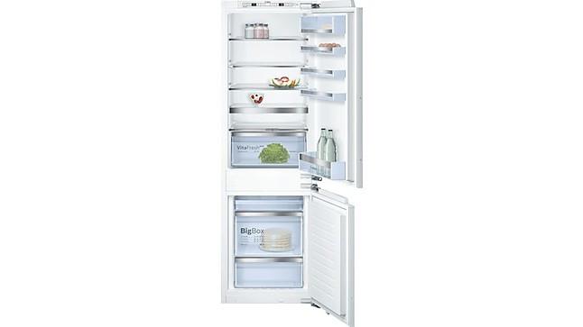 Bosch Kühlschrank Alarm : Kühlschrank kin af nofrost einbau kühl gefrier kombination