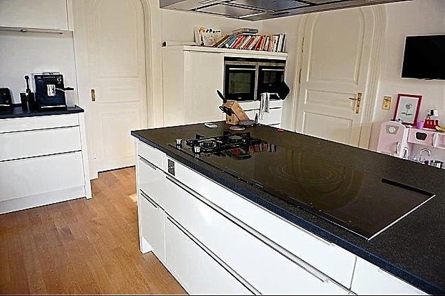 sonstige musterk che markenk che gebraucht ausstellungsk che in m nchen von siematic by gienger. Black Bedroom Furniture Sets. Home Design Ideas