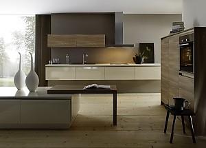 contur-musterküche horizontale küchenarchitektur ... - Küche Architektur
