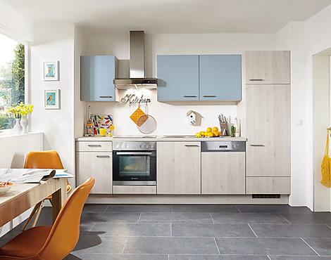 Einbauküche Zeitlos Inkl. Geräte, *Lieferung Und Montage   Moderne  Küchenzeile