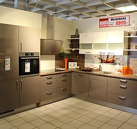 kchenstudio weiden fabulous systemat hcker kchen model av magnolie hochglanz bgelgriff chrom. Black Bedroom Furniture Sets. Home Design Ideas