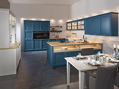 Mattlack Küche Monaco
