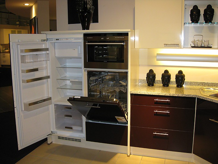 nobilia musterk che koje 45 ausstellungsk che in beckum neubeckum von kuschnereit haus der. Black Bedroom Furniture Sets. Home Design Ideas