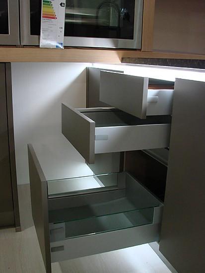 nolte musterk che soft lack ausstellungsk che in mammendorf von mit m bel keser. Black Bedroom Furniture Sets. Home Design Ideas