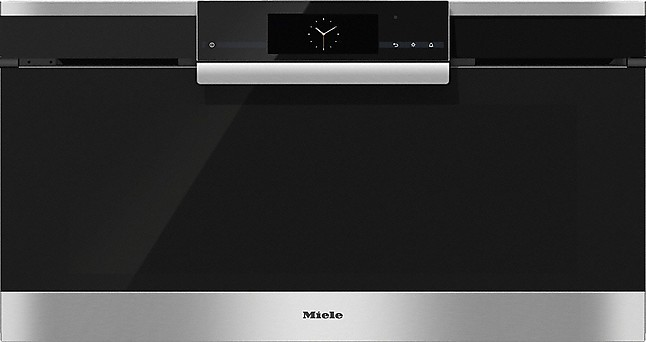 backofen h 6890 bp ed miele einbau backofen 90 breit miele k chenger t von miele maier in. Black Bedroom Furniture Sets. Home Design Ideas