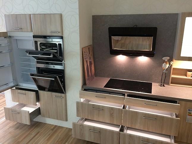 nobilia kuche eiche die neuesten innenarchitekturideen. Black Bedroom Furniture Sets. Home Design Ideas