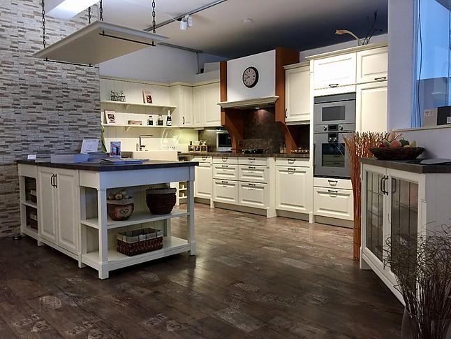 kuche magnolia matt wandfarbe, schmidt küchen-musterküche landhausküche farbe magnolia matt, Innenarchitektur