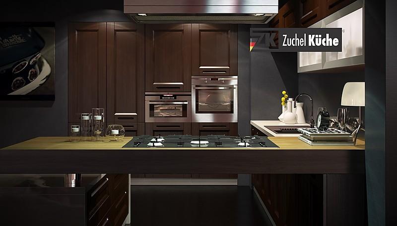 hausmarke musterk che moderne k che aus echtholz ausstellungsk che in osnabr ck von zuchel k che. Black Bedroom Furniture Sets. Home Design Ideas
