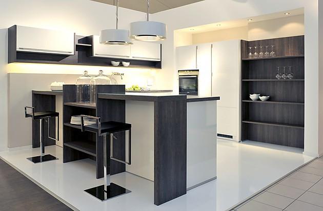 einbauk chen modern. Black Bedroom Furniture Sets. Home Design Ideas