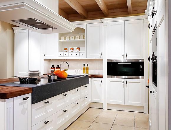 küchenzeile landhausstil weiß | nextklima. küchen landhausstil