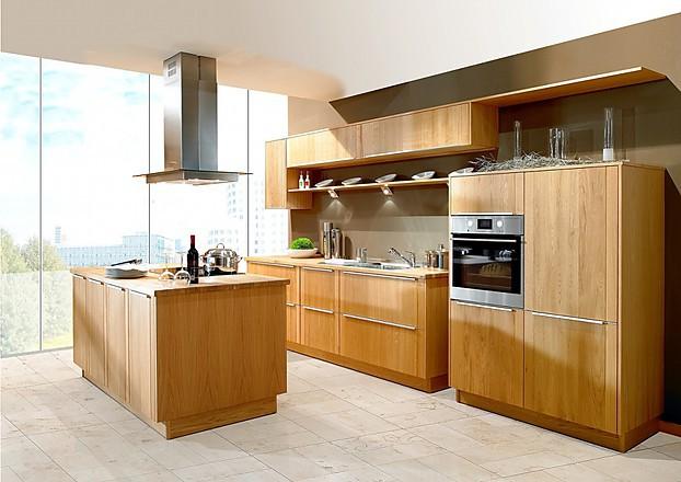 naturholz inselk che bergamo aus eiche oster k chen. Black Bedroom Furniture Sets. Home Design Ideas