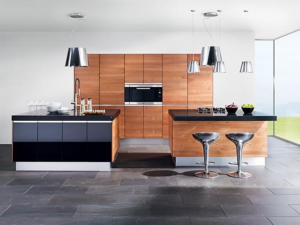 team 7 k chen k chenbilder in der k chengalerie. Black Bedroom Furniture Sets. Home Design Ideas