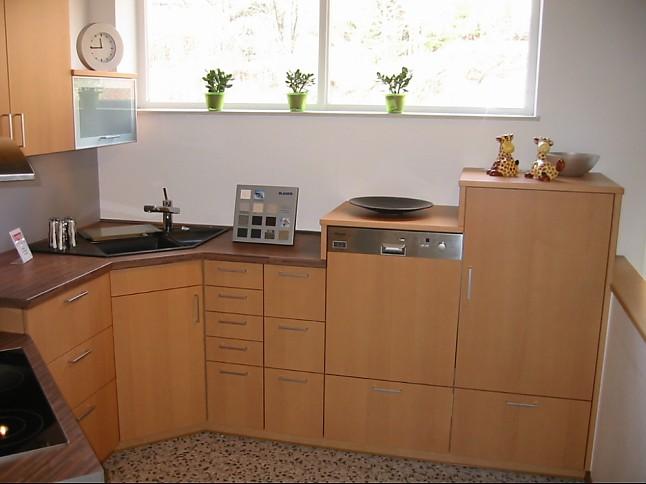 Rempp-Musterküche L-Küchenzeile: Ausstellungsküche in Wildberg von ...