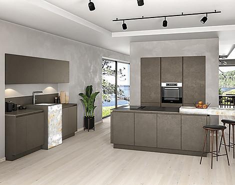 Marquardt Küchen Premium Miele   Aktionsküchen Premium Mit Granit Und  Miele Geräten   Inselküche