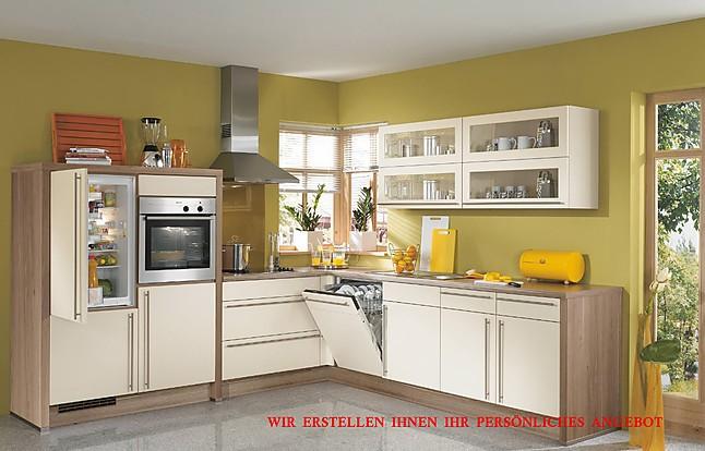 Nobilia-Musterküche INDIVIDUELL PLANBAR. Küche nach Maß.: Ausstellungsküche i...