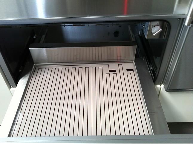Wärmeschubladen  Wärmeschubladen und Tellerwärmer GAGGENAU Wärmeschublade WS262111 ...