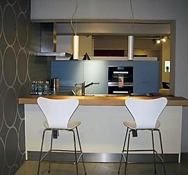 hausmarke musterk che hausmarke ausstellungsk che in m nchen von siematic by gienger. Black Bedroom Furniture Sets. Home Design Ideas