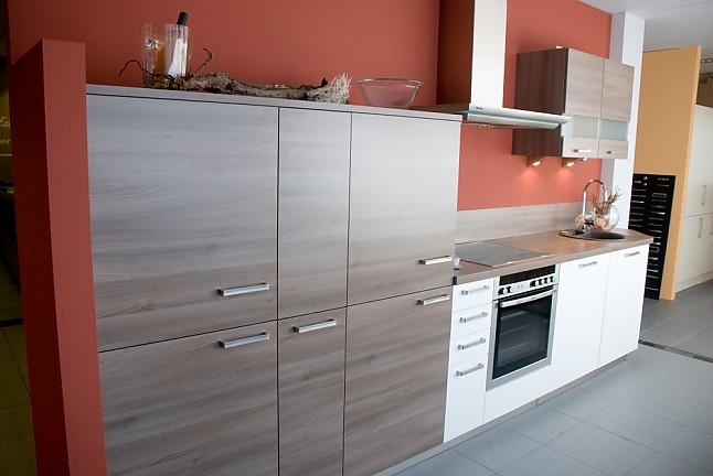 systhema musterk che moderne einbauk che zum sonderpreis ohne elektroger te zubeh r und. Black Bedroom Furniture Sets. Home Design Ideas