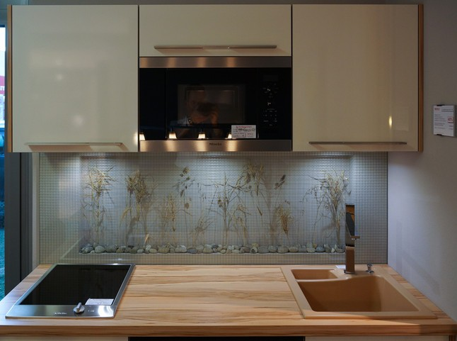 Singleküche luxus  Häcker-Musterküche Ein Highlight für Appartements / Singleküche ...
