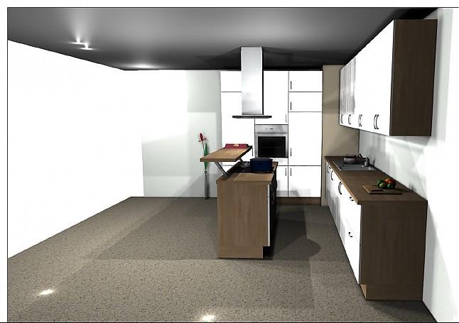 burger musterk che so k nnte ihre k che aussehen mit ohne ger te ausstellungsk che in berlin. Black Bedroom Furniture Sets. Home Design Ideas