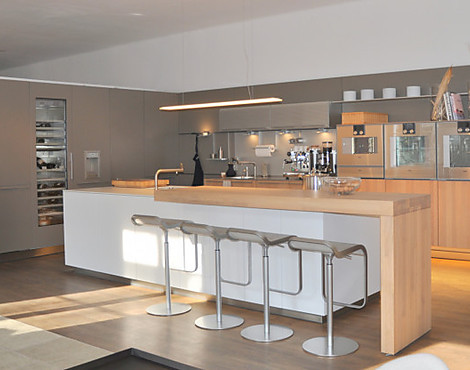 Abverkaufsküchen bulthaup  Musterküchen von bulthaup: Angebotsübersicht günstiger ...