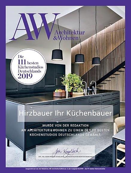 Auszeichnung Architektuer und Wohnen 2019