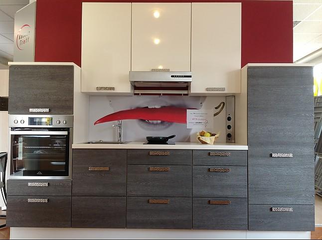 nobilia musterk che rio eiche basalt ausstellungsk che in sondershausen von k chentreff k chel. Black Bedroom Furniture Sets. Home Design Ideas