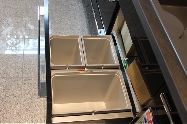 Nobilia Musterküche Nobilia MK 215 Ausstellungsküche in