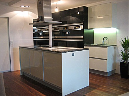 Küche nach der Umgestaltung