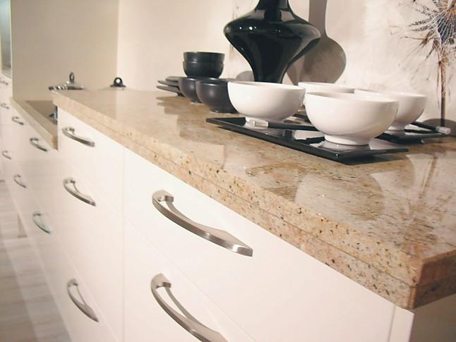 Küchenzeile Mit Granit ~ häcker musterküche moderne küchenzeile mit granit