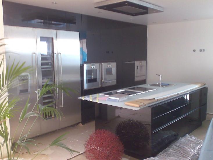 exclusive designer luxusk che k che von privat aus wiesbaden sonnenberg. Black Bedroom Furniture Sets. Home Design Ideas