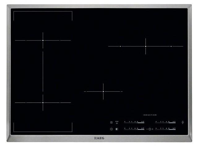 kochfeld hk854420xb induktion 75cm breit kochfeld aeg k chenger t von k chen pommerenke in hamburg. Black Bedroom Furniture Sets. Home Design Ideas