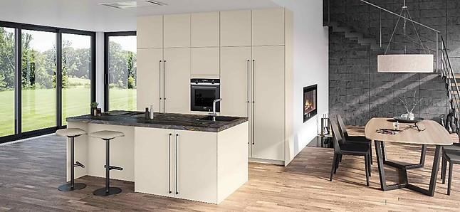 Marquardt Küchen-Musterküche Aktionsküche Premium mit Granit und ...
