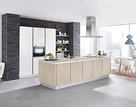 Musterküchen von Nolte: Angebotsübersicht günstiger Ausstellungsküchen   {Nolte küchen magnolia matt 96}