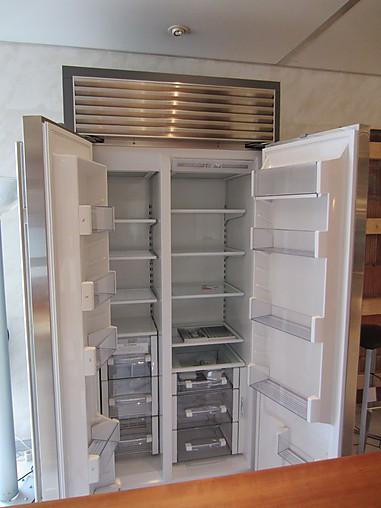 Polaris Side By Side >> Kühlschrank ICCBBI 36S / S Amerikanischer Kühlschrank ...