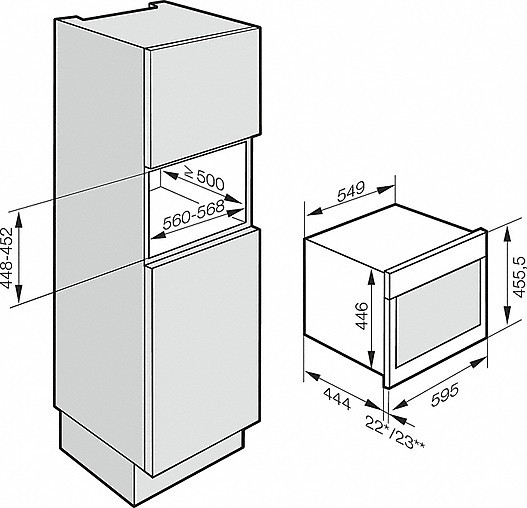 dampfgarer und kombiger te dg 5040 miele einbau dampfgarer. Black Bedroom Furniture Sets. Home Design Ideas