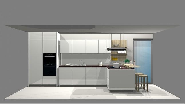 Designer Küchen Ausstellungsstücke ~ RationalMusterküche MüsterküchenAngebot Ausstellungsküche in [R