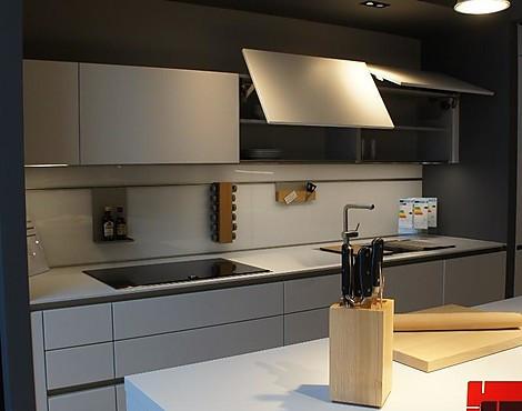 Beckermann Weiße Hochglanz Grifflose Küche Küchenhaus Limburg